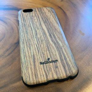 NeWisdom Wooden iPhone 6/6s Case, EUC